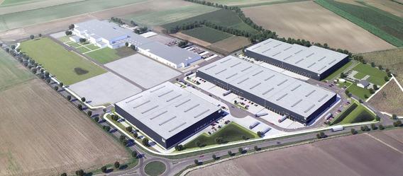Quelle: Deutsche Logistik Holding, Urheber: Goldbeck Rohmberg