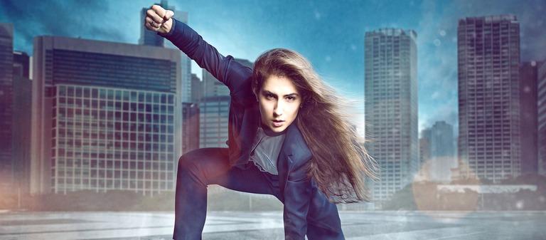 Frauen, die in der Immobilienbranche reüssieren wollen, müssen schon - so will es manchmal scheinen - über Superkräfte verfügen.