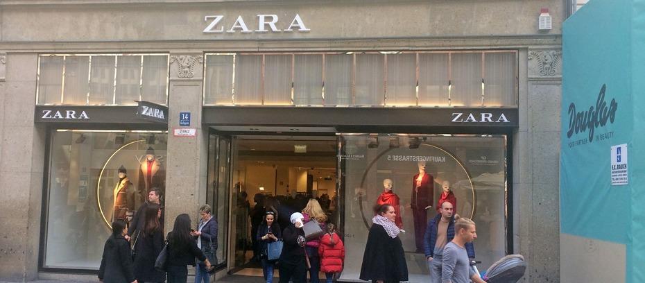 Zara Schließt