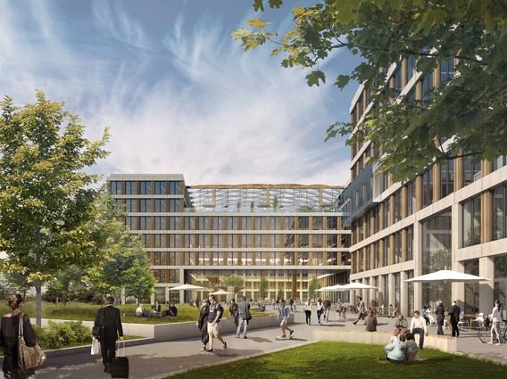 Quelle: OVG Real Estate, Urheber: Tchoban Voss Architekten