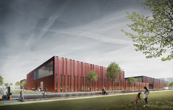 Quelle: Sprinkenhof AG, Urheber: DFZ Architekten