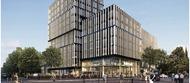 Quelle: Volksbank Freiburg, Urheber: Hadi Teherani Architects