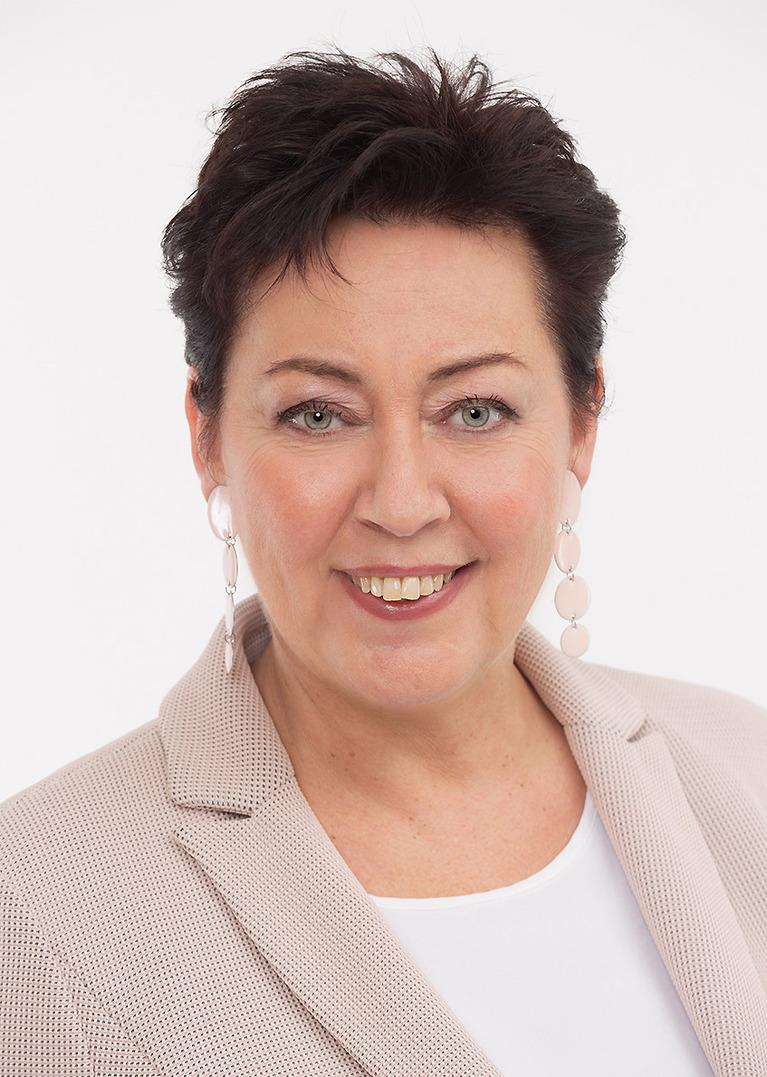 Martina Wimmer, Personalchefin der Buwog.