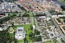 Quelle: Immovation AG, Urheber: Städtebauliche Gesamtkonzeption Peter Kulka/Luftbild: Jürgen M. Schulter