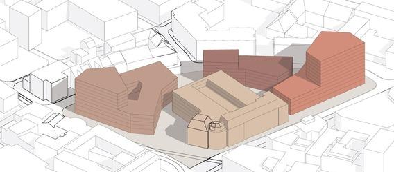 Quelle: Sparkasse Bremen, Urheber: Robertneun Architekten
