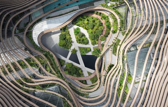 Bild: ingenhoven architects / H.G. Esch