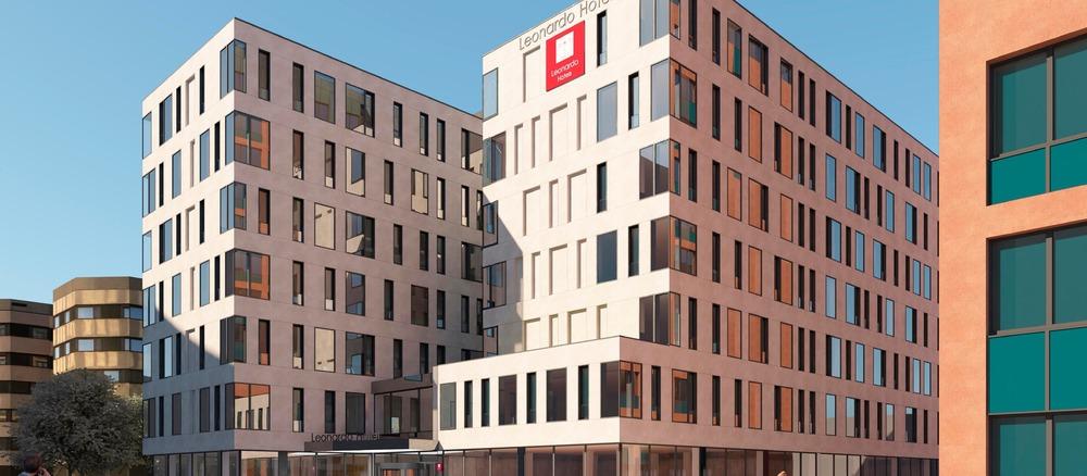 Urheber: GFB Alvarez & Schepers – Gesellschaft für Architektur, Generalplanung und Design mbH
