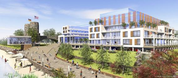 Quelle: Krause Bohne Architects + Planners International, Urheber: Architekten Tom Krause und Astrid Bohne
