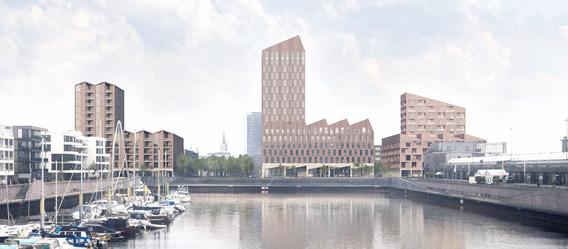 Quelle: Zech Group, Urheber: Cobe Architekten, Copenhagen