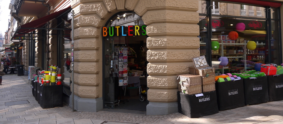 Butlers Sucht Läden Für Weihnachtsgeschäft 2018