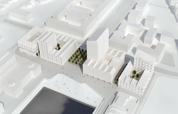 Quelle: Zech Group, Urheber: Cobe Architekten, Kopenhagen