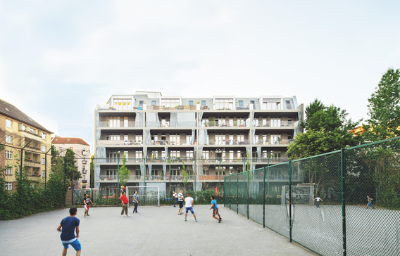 Quelle: Praeger Richter Architekten, Urheber: Andreas Friedel, Christoph Naumann