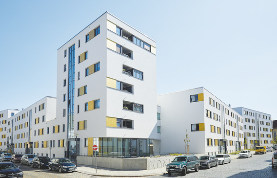 Quelle: Hallesche Wohnungsbaugenossenschaft Freiheit, Urheber: Marco Warmuth / Johannes Heinke