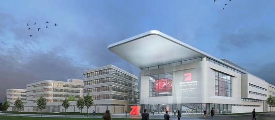Quelle: ARGE P7S1 New Campus Kohlbecker Vielmo