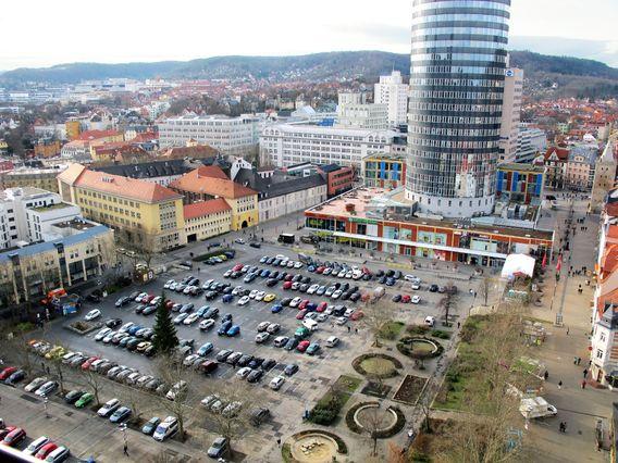 Quelle: Stadt Jena, Urheber: Kristian Philler
