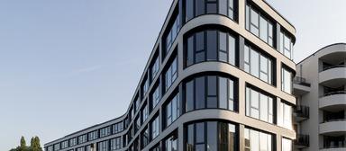 Die Münchner Unternehmensgruppe ABG hat in Nordrhein-Westfalen bisher u.a. das Kölner Projekt GHU88 realisiert.