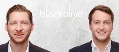 Maximilian Kühnaß (rechts) und Bernd Rettig sind die Neuen im blackolive-Investmentteam.