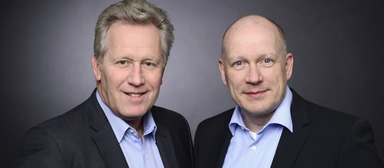 Michael Schneider (links) und Stephan Peters.