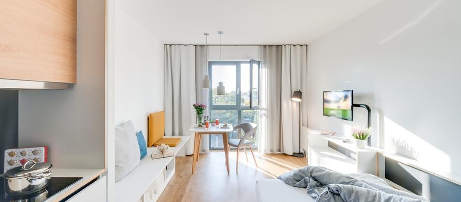 15 M2 Mit Küche Und Bad Wie Klein Darf Eine Wohnung Sein