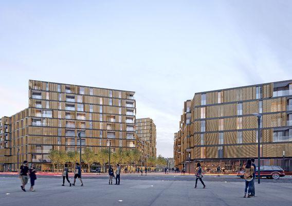 Urheber: Hadi Teherani Architects