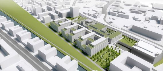 Quelle: Arbeitsgemeinschaft HDR GmbH und h4a Gessert + Randecker Generalplaner GmbH