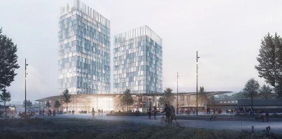 Quelle: ProHa Altona, Urheber: C.F. Møller Architects