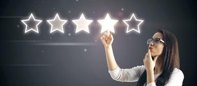 Mitarbeiter drehen manchmal den Spieß um und bewerten ihren Chef im Internet. Wer wie viele Sterne kassiert, interessiert vor allem Bewerber.