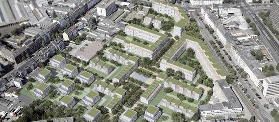 Quelle: sgp Hachtel | Bauer GmbH architekten BDA für Wilma Wohnen