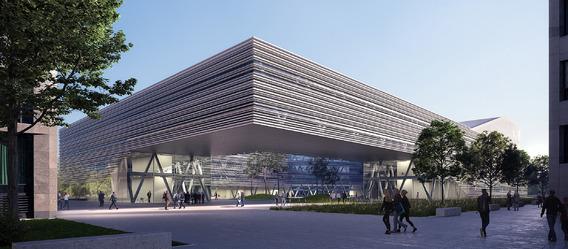Quelle: Weitblick GmbH & Co.KG, Urheber: SEHW Architektur GmbH (Entwurf), THIRD (Visualisierung)