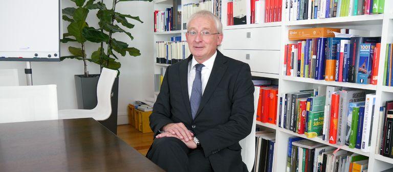 Markus Reinert ist seit Juni allein im Vorstand der IC Immobilien Gruppe. Im kommenden Jahr könnte er wieder Verstärkung bekommen.
