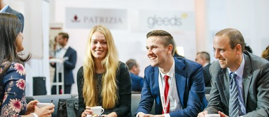 Career Day der Expo Real: weniger Jobbörse, mehr Networking.