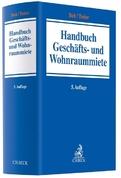Handbuch der Geschäfts- und Wohnraummiete