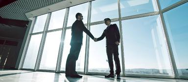 Souverän und kompetent auftreten. Das kann ein Commercial Property Manager nur, wenn er auch fachlich gut ausgebildet ist.