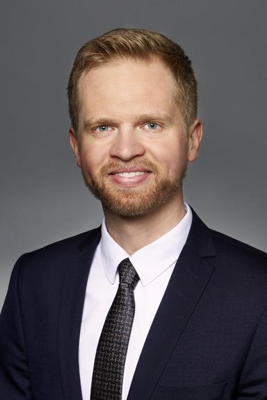 Julian Hagenschulte, Leiter Digital Advisory bei CBRE.