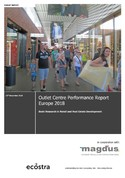Outlet Centre Performance Report Europe 2018