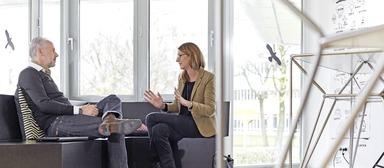 Siemens Real Estate will sein Wissen zur Gestaltung von Arbeitswelten an andere Corporates weitergeben.
