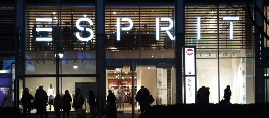 Esprit-Händler trennt sich von weiteren Läden