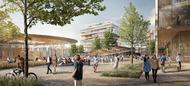 Quelle: Spengler Wiescholek Architekten Stadtplaner, WES GmbH Landschaftsarchitekten, Urban Catalyst GmbH, Urheber: Moka-studio