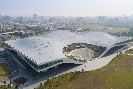 Bild: National Kaohsiung Centre for the Arts