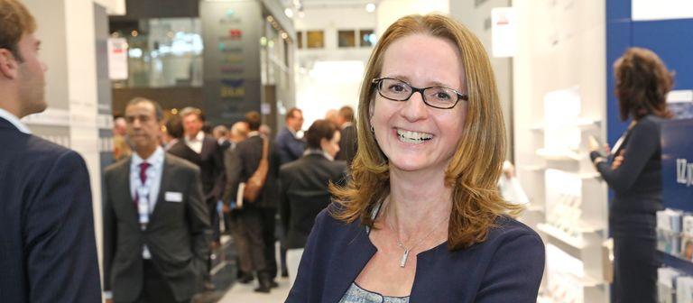 Hat trotz Brexit gut lachen: Alice Fontana, Londoner Personalberaterin mit österreichischen Wurzeln.