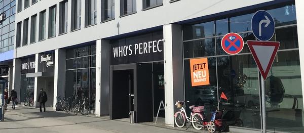 Whos Perfect Mietet 10000 Qm In München