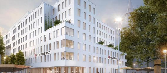 Quelle: Pro Concept Projektbau Wredestraße GmbH
