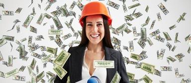 Mehr Geld für angestellte Architekten, aber noch kein echter Geldsegen.