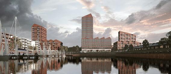 Quelle: Zech Group, Urheber: Cobe Architekten Copenhagen