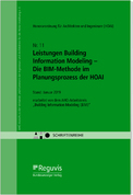 Leistungen Building Information Modeling