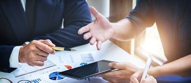 Die Commerz Real legt besonderen Wert auf die Digitalisierung. Junge Kollegen bringen ihre Sichtweise auf die Themen regelmäßig bei Vorstandssitzungen ein.
