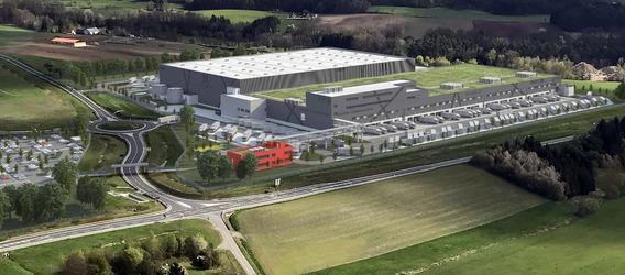 Quelle: Dietz AG, Urheber: Phase 5 GmbH Planungsbüro und Visualisierung