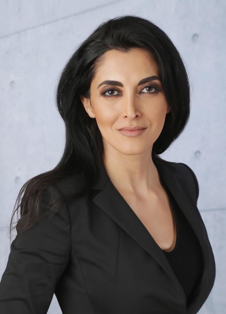 Parisa Omidi.