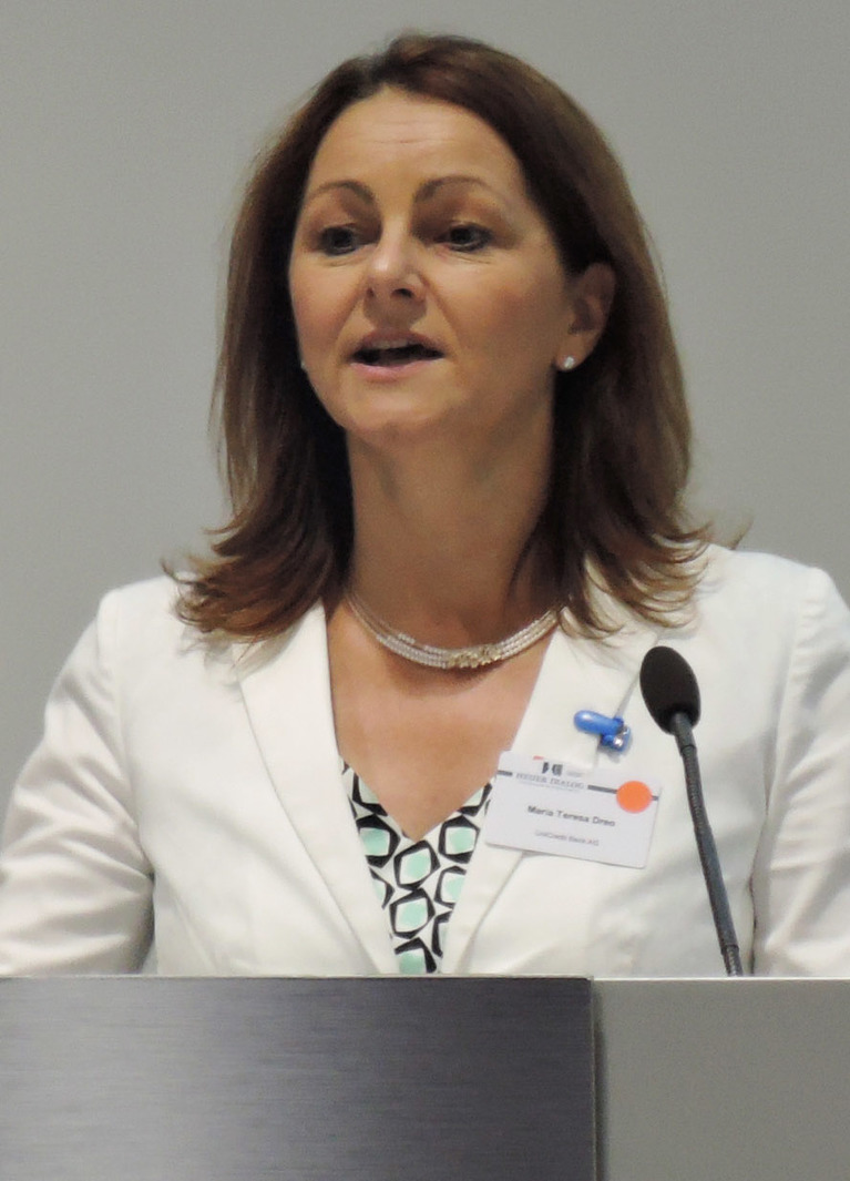 Maria-Teresa Dreo.