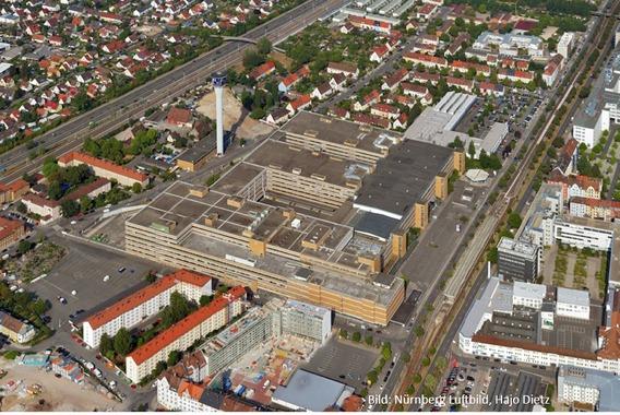 Source: Gerchgroup, Nuremberg Luftbild, author: Hajo Dietz
